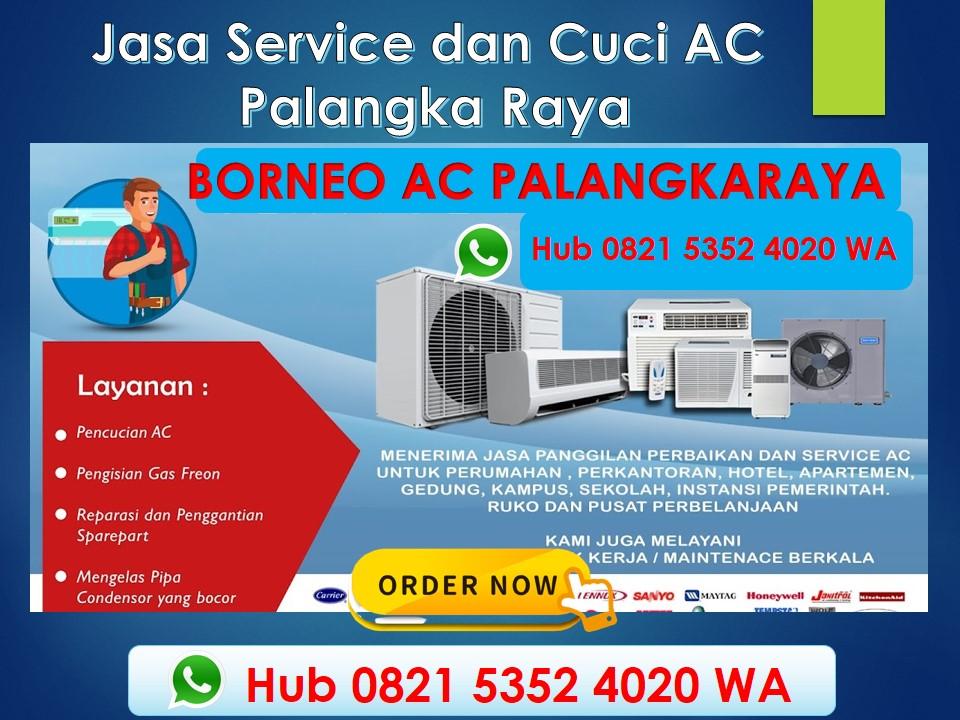 service ac palangkaraya