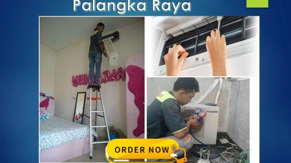 Jasa Bongkar Pasang AC Palangkaraya Hub 0821 5352 4020 WA